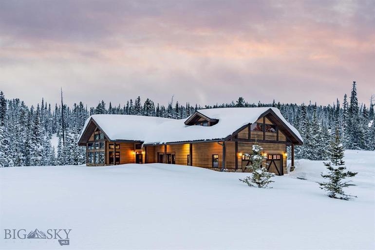 Dream House: Big Sky, Montana Rustic Retreat (1)