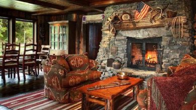 Photo of Dream House: Idaho's Thunder Ranch (40 Photos)