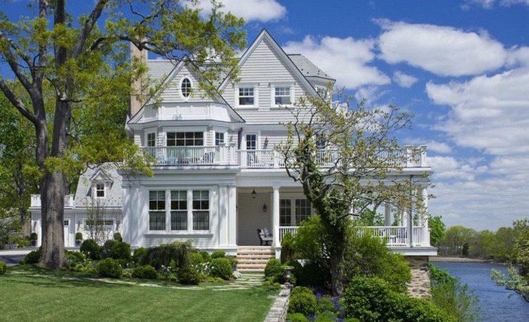 Photo of Dream House: New York Waterfront Estate (28 Photos)