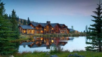 Photo of Dream House: Wyoming Mountain Estate (39 Photos)