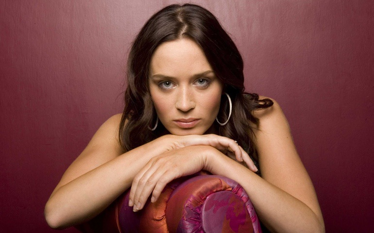 Women We Love: Emily Blunt (1)