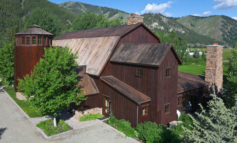 Photo of Dream House: Sun Valley Rustic Luxury Estate (19 Photos)