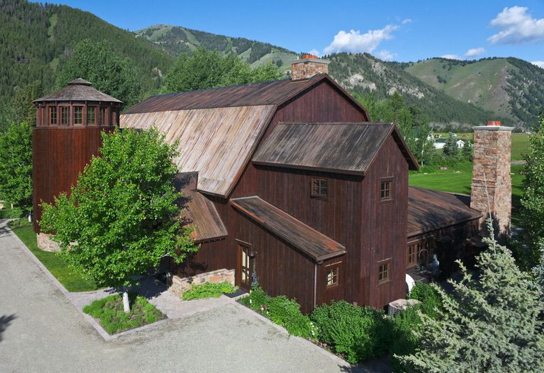 Dream House: Sun Valley Rustic Luxury Estate (1)