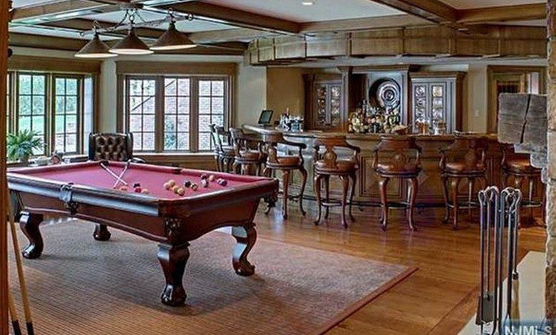 Photo of You Know You Want One Of These Billiard Man Caves (32 Photos)