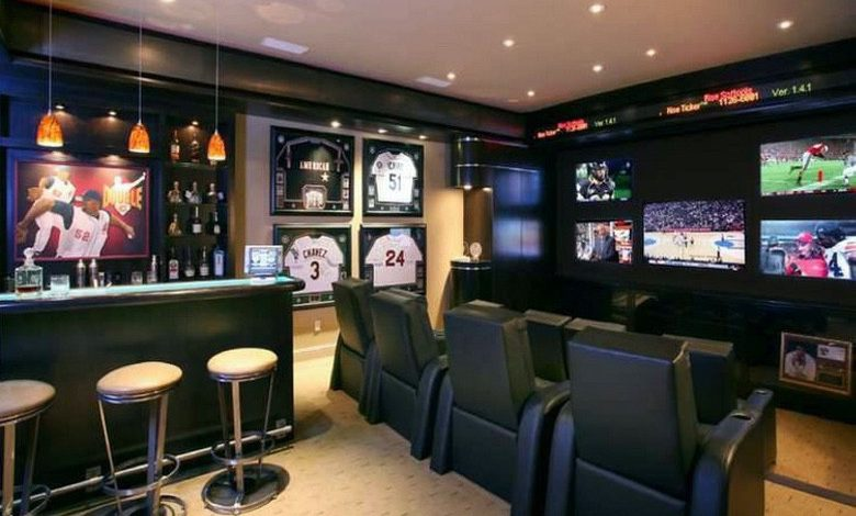 Photo of You'd Never Leave the House If You Had These Awesome Home Bars (17 Photos)