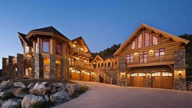 Photo of We Do Love Luxury Rustic Houses (28 Photos)