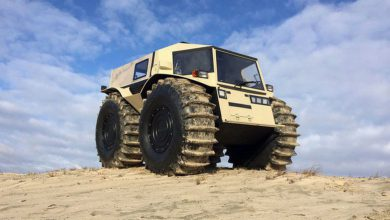Suburban Men Afternoon Drive: Off-Road Adventures (1)