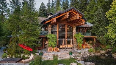 Photo of Dream House: Lodge on Hayden Lake (24 Photos)