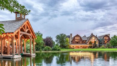 Photo of Dream House: Utah Timberframe Luxury Estate (30 Photos)