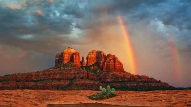 Photo of Social Distancing Vacation Ideas: Sedona, Arizona