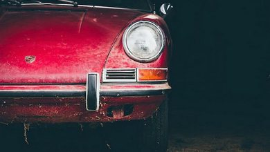 Photo of Lucky Guy Find a 1967 Porsche in a Barn (7 Photos)