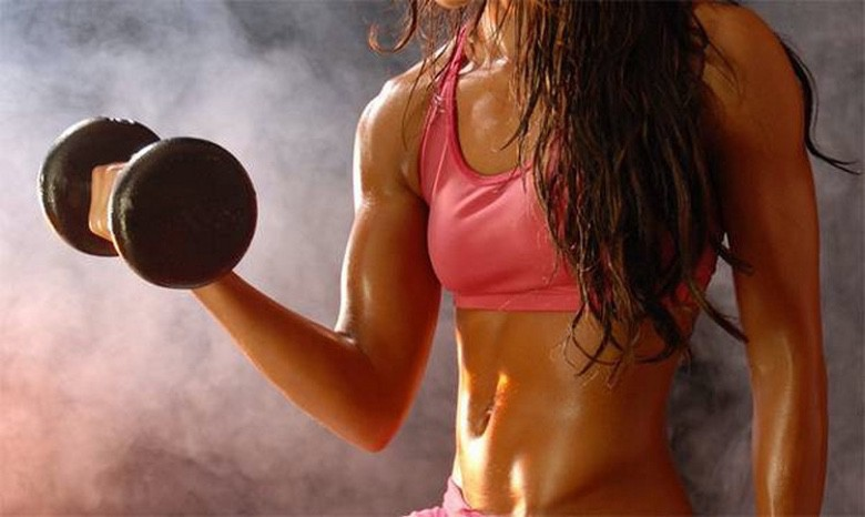 Suburban Men Strong is the New Sexy Women Fitness Health Motivation (1)