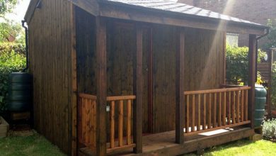 Photo of You Won't Believe What This Guy Built Inside This Average-Looking Shed (12 Photos)