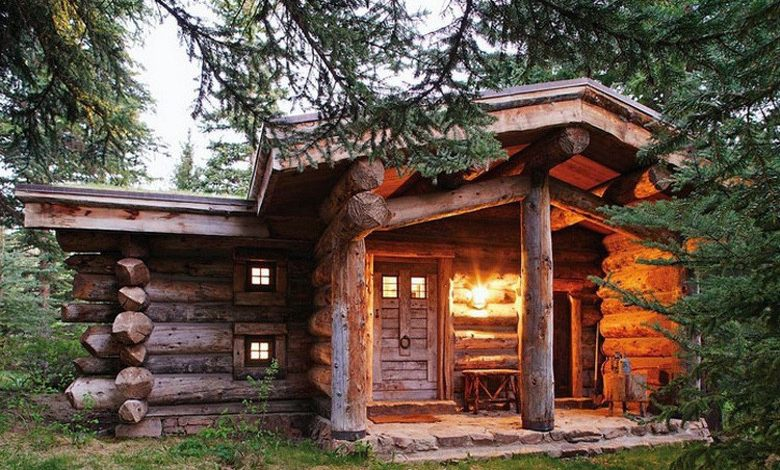 Photo of All I Need is a Rustic Little Cabin in the Woods (35 Photos)