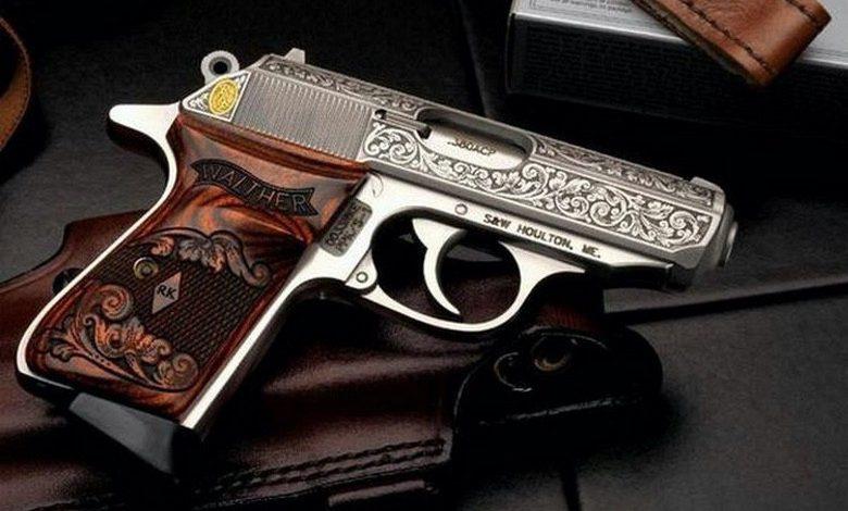 Photo of Gorgeous Custom Handguns (30 Photos)