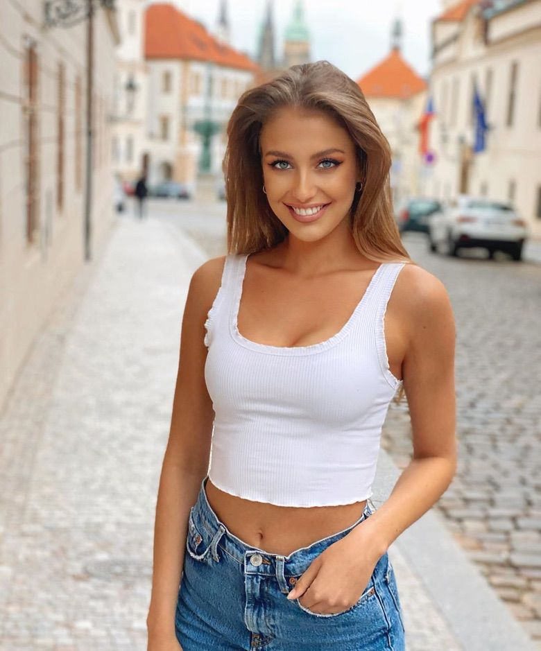 Czech streets nikola