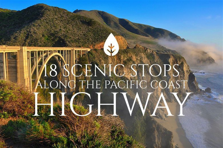 18 Scenic Stops Along the Pacific Coast Highway (1)
