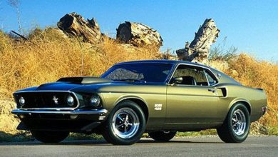 Photo of Afternoon Drive: American Muscle Cars (22 Photos)