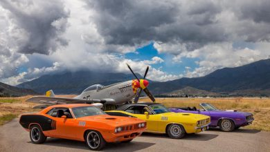 Photo of Afternoon Drive: American Muscle Cars (24 Photos)