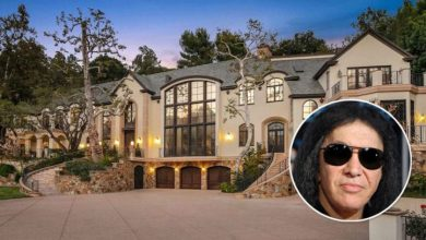 Photo of Dream House: Gene Simmons Beverly Hills Mansion (12 Photos)