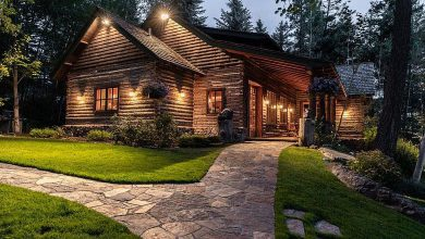 Photo of Dream House: Montana's Golden West Lodge (19 Photos)