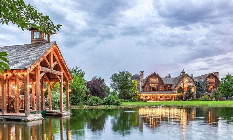 Photo of Dream House: Utah Luxury Timber Frame Family Compound (31 Photos)