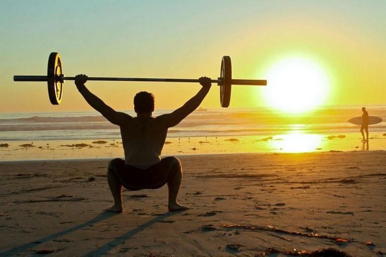 Suburban Men Morning Fitness Workout Motivation Inspiration (1)
