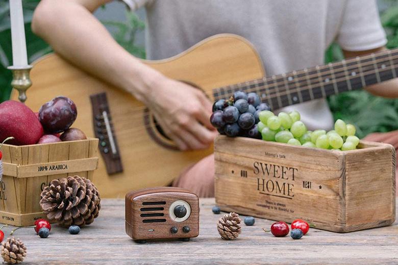 Muzen OTR FM Radio and Bluetooth Speaker (1)