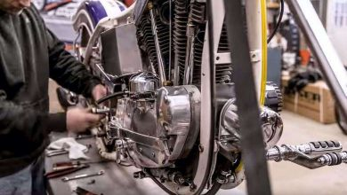 Rebuilding a Harley-Davidson Ironhead (Video) (1)
