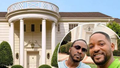 Photo of Will Smith and DJ Jazzy Jeff Tour The Fresh Prince Mansion (Video)