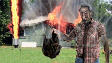 Photo of How to Deep-Fry a Turkey Without Burning Your House Down (Video)