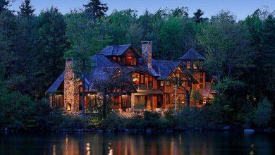 Suburban Men We Love Luxury Rustic Dream Homes (1)