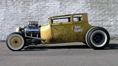 Photo of Afternoon Drive: Hot Rods and Rat Rods (23 Photos)