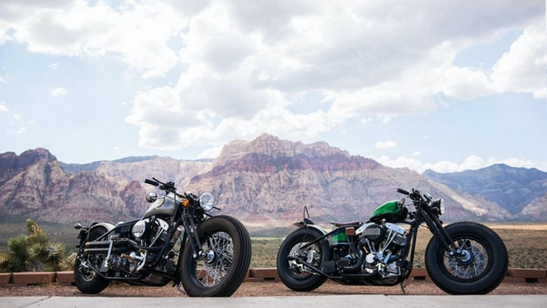 Suburban Men Afternoon Drive: Two-Wheeled Freedom Machines Motorcycles Harley-Davidson Indian bagger chopper (1)
