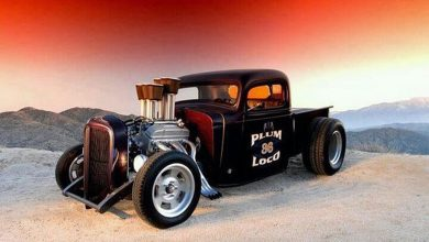 Photo of Afternoon Drive: Hot Rods and Rat Rods (22 Photos)