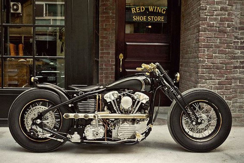 Suburban Men Afternoon Drive: Two-Wheeled Freedom Machines Motorcycles Harley-Davidson
