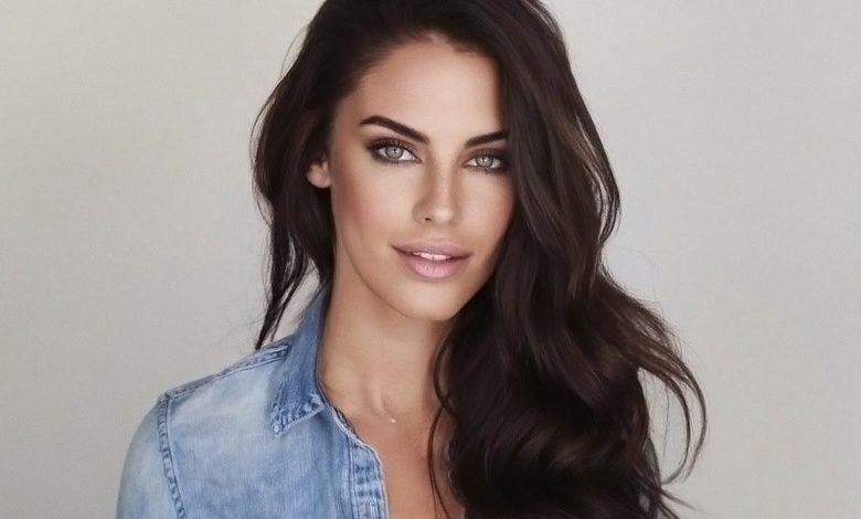gorgeous actress, model and today's Instagram Crush Jessica Lowndes