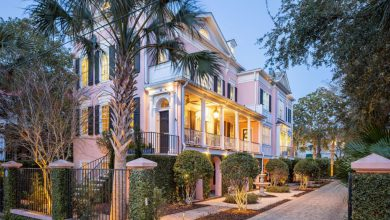 Dream House: Charleston Charming Southern Manor