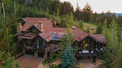 Dream House: Colorado Mountain Estate