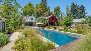 Dream House: Napa Valley Historic Farm